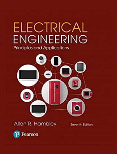 Electrical Engineering Textbook Pdf: Electrical Engineering: Principles 6 Applications (7th Edition rh:amazon.com,Design