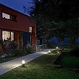 LEONLITE LED 5W Landscape Bollard Pathway Lights