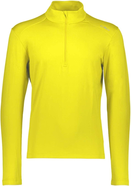 CMP Herren Funktionsrolli Shirt//Fleeceshirt