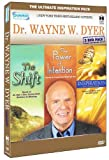 Dr. Wayne W. Dyer - The Shift, The Power of Intention & Inspiration (3 DVD Pack)