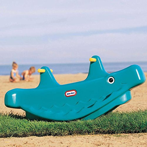 Classic Whale Teeter Totter by Little Tikes