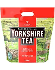Taylors of Harrogate Yorkshire Tea 480 zak. 1,5 kg - zwart theezakje