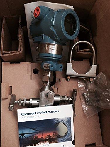 3051Tg2A2B21As5B4M5 0306At32Ba21 Transmitter by Rosemount