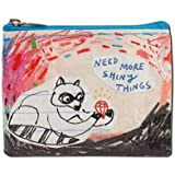Blue Q Need More Shiny Things Coin Purse (Includes 1 piece)