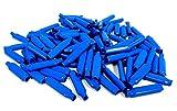 100pcs Crimp B Wire Gel Filled Bean Type Connectors