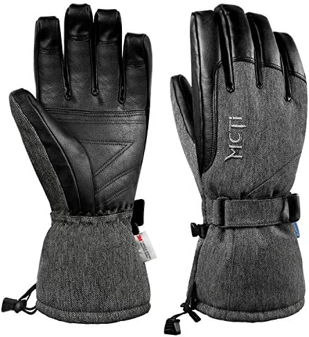 MCTi Waterproof Snowboard Thinsulate Leather product image