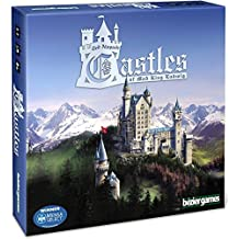 Bezier Games Castles of Mad King Ludwig Board Game