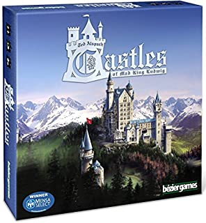 Castles of Mad King Ludwig (B00NP7E05G) | Amazon price tracker / tracking, Amazon price history charts, Amazon price watches, Amazon price drop alerts