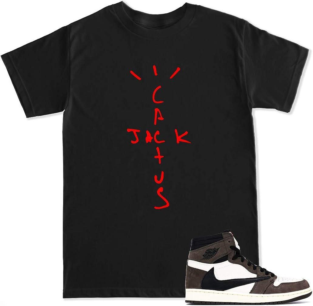 Men's Cactus Jack Retro 1 T Shirt