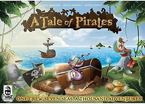 Cranio A Tale of Pirates - Juego de Mesa [Inglés]: Amazon.es: Juguetes y juegos