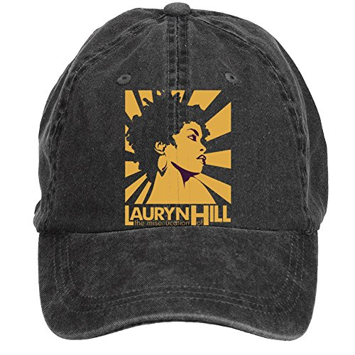 f28edffd951026 Creetive idea The Miseducation of Lauryn Hill Poster Hip Hop Snapback Black