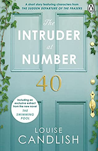 book cover of The Intruder at Number 40