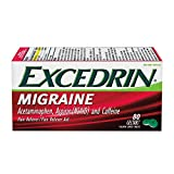 Excedrin Migraine Pain Relief Gel Tabs 80 count for Migraine Relief