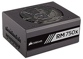 CORSAIR RMx Series, RM750x, 750 Watt, Fully Modular Power Supply, 80+ Gold Certified (Certified Refurbished)
