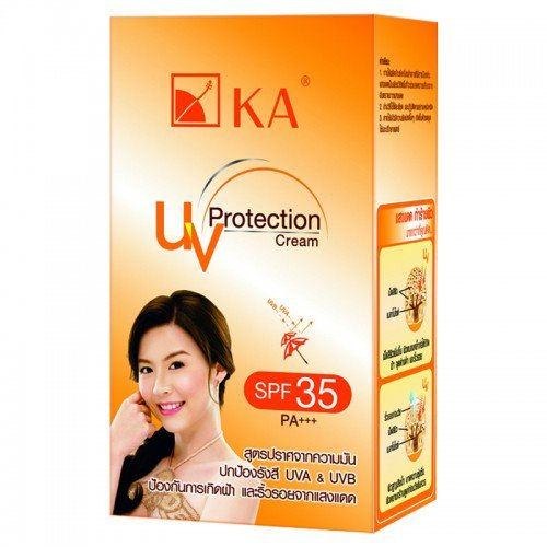 KA Sunscreen SPF 35 PA+++ (10g / pack 6)
