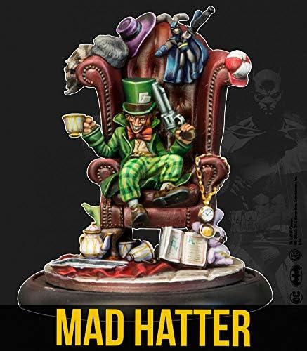 Knight Models Miniarturenspiel Harz Batman Mad Hatter english