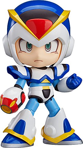 Good Smile Mega Man X Full Armor Nendoroid Action Figure -