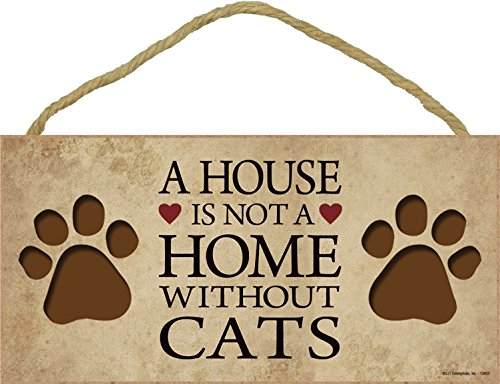 SJT ENTERPRISES, INC. A House is Not A Home Without Cats 5