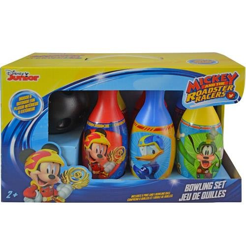mickey clubhouse bowling set - 1