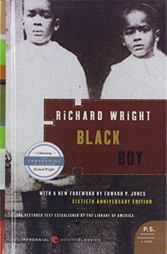 Black Boy (Turtleback School & Library Binding Edition) (P.S.)