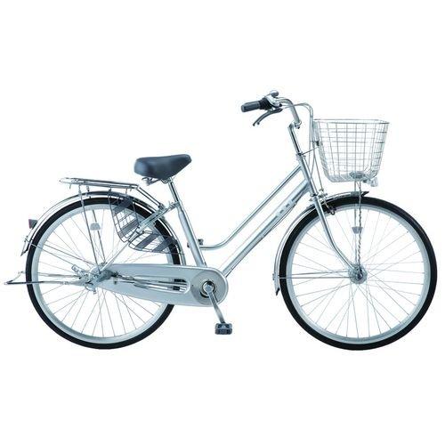 パンクしない自転車 軽快車 26型 内装3段変速 LT09 26インチ B07B89H9Y3
