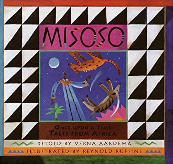 Misoso: Once Upon a Time Tales from Africa 0679834303 Book Cover