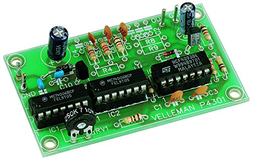 Velleman Pink Noise Generator Kit