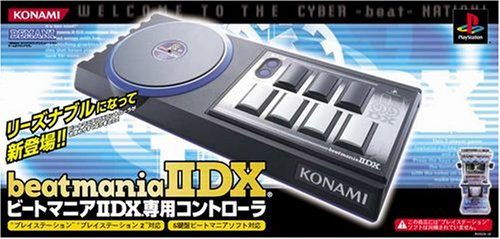 Beat Mania 2 DX dedicated controller