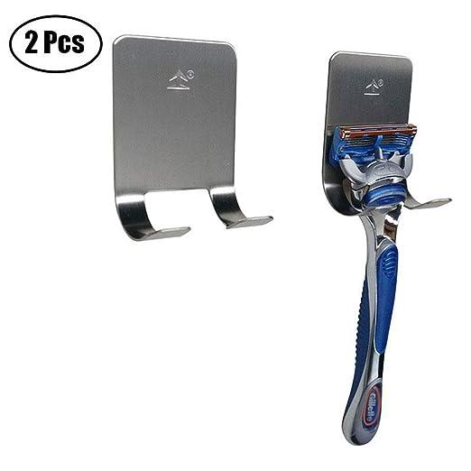 Joyfeel - Soporte para maquinilla de afeitar (2 unidades ...