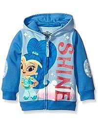 Nickelodeon girls Toddler Girls Shimmer and Shine Character Hoodie
