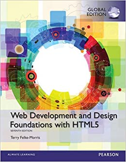 Web Development And Design Foundations With Html5 Global Edition 9781292019437 Amazon Com Books