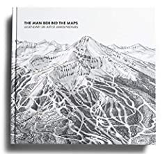 Featuring over 200 ski resort trail maps hand-painted by one legendary artist, this beautiful 292-page hardcover coffee table book is the first and definitive compilation of the art created by James Niehues during his 30-year career. Eight ge...