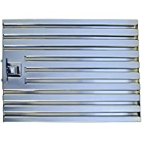Cavaliere SV218-ACS-BF-D-WM Range Hood Baffle Filter in Stainless Steel for SV21