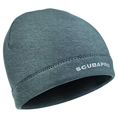 Scubapro Beanie 2mm - Gray (Large/X-Large, ()