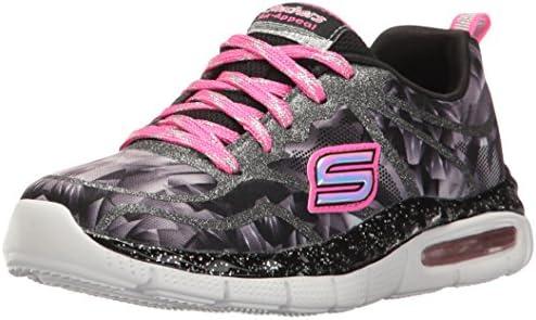 Skechers Air Appeal Glitztastic Girls 81706LBKWP: Buy Online