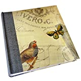 Kenro Summer Breeze Bird Memo 200 6x4'' Photo Album [KSB101B]
