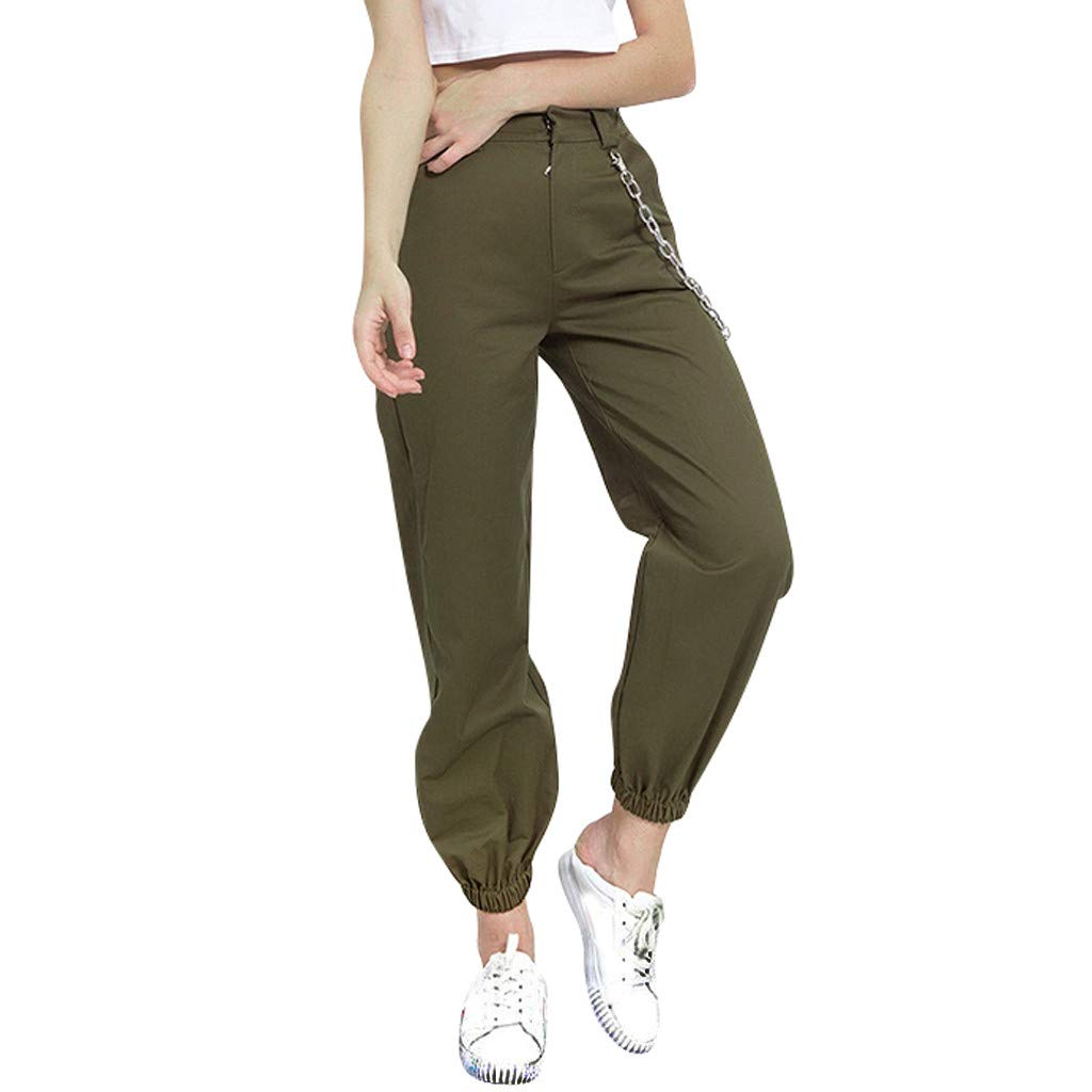 Adult Unisex Waterproof Over Size Trousers Men Ladies Plain Casual Wear Pants