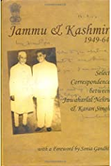 Jammu and kashmir 1949-1964 Hardcover