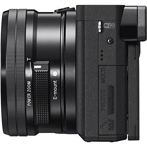 Sony ILCE-6300 Mirrorless 16-50mm 55-210mm Lens Kit