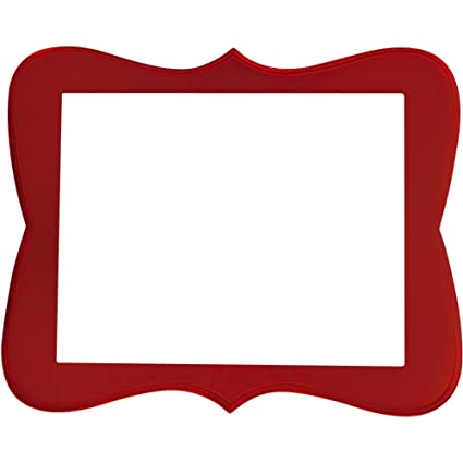 Amazon.com - Chase Picture Frames, Barn Red, 2x3 - Single Frames