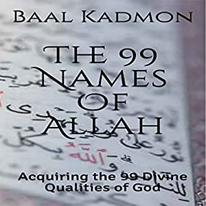 The 99 Names of Allah Audiobook