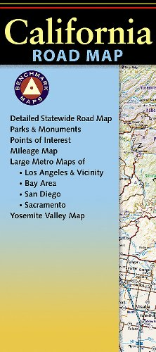 - Benchmark California Road Map