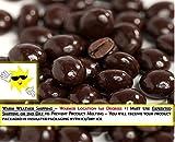 Ghirardelli Dark Chocolate Espresso Beans (1 Pound Bag) Chocolate Covered Coffee Beans