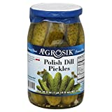Agrosik Polish Dill Pickle 30.0 OZ