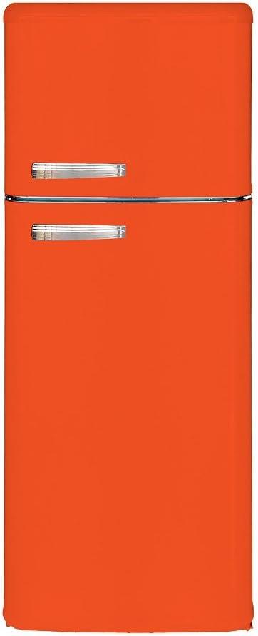 Master CLASS240 Independiente 208L A+ Naranja nevera y congelador ...