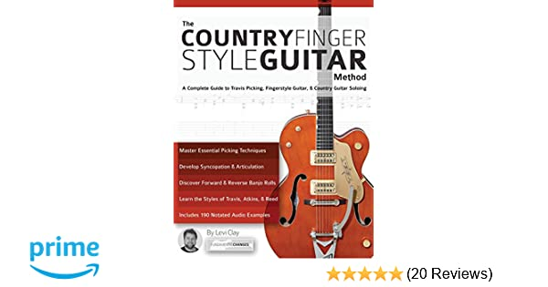 Getting Into Travis Picking Learn To Play Country Guitar Sheet Music Book & Cd Clear And Distinctive Guitar