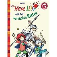 Hexe Lilli und der verrückte Ritter: Der Bücherbär: Hexe Lilli für Erstleser