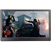 cocopar13.3IPS HD Gaming Monitor1920X1080 Portable Monitor with HDMI, VGA input, Ultralight Weight, built-in Speakers, 1cm