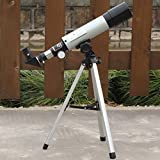 Siddhi Collection  Land & Sky Telescope - Optical Glass & Metal Tube Refractor Telescope (90X Power) With Free TRIPOD & 2 EYEPIECES