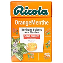 Ricola - Orange Mint - 45g